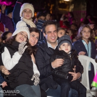 Christmas Village in Zgharta - second day activities