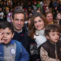 Christmas Village Zgharta 2016 - 2nd day activities