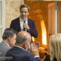 Dinner in Ehden for Lebanese-Australians visiting lebanon
