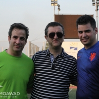 Friendly Football Game in Zgharta