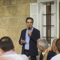 Independence Movement Cadres dinner in Ehden