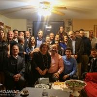 Michel Moawad meets with the Zgharta-Zawia diaspora in New York , Buffalo, Peoria, Washington DC