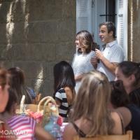 Michel & Marielle Moawad host Zgharta-Zewye young women over brunch