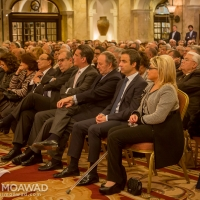 Michel Moawad participates in Nasib Lahoud 3rd memorial