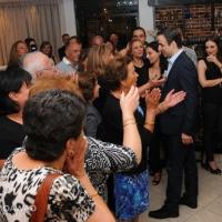 Michel Moawad visits Australia March 2014