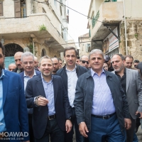 Minister Gebran Bassil visits Zgharta-7-4-2019