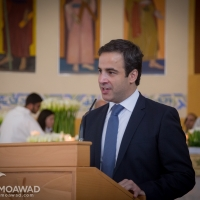 President Rene Moawad 26th Memorial Mass in Zgharta