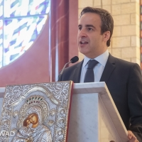 President Rene Moawad and Companions 28th commemoration mass Melbourne