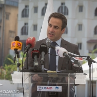 Rene Moawad Foundation inaugurates US-funded rehabilitation project of fishermen facilities in Jounieh port