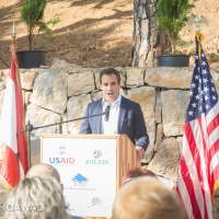 Rene Moawad Foundation inaugurates USAID-funded rural tourism project in Barouk