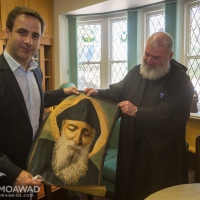 Visit to St Charbel Monastary in Melbourne