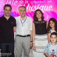 Zgharta celebrates La Fete de La Musique