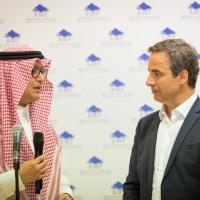جولة قام بها السفير السعودي في لبنان وليد البخاري الى مؤسسة رينه معوض