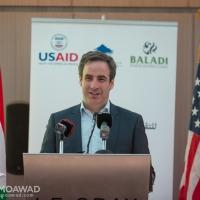 """مؤسسة رينه معوض تطلق 32 مشروعاً إنمائياً بلدياً جديداً في 11 قضاء ضمن برنامج \""""بلدي\"""" المموّل من الوكالة الأميركية للتنمية USAID"""