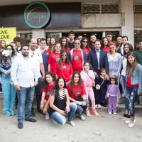 نادي الطلاب - Ehden Rally Paper 2014
