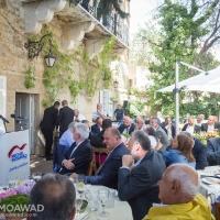 حفل غداء على شرف وزير الخارجية جبران باسيل في اهدن
