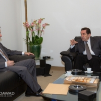 michel_moawad_visiting_minister_harb_25_2_2014_photo_chady_souaid_1