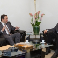michel_moawad_visiting_minister_harb_25_2_2014_photo_chady_souaid_4