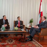 michel_moawad_visiting_minister_rifi_24_2_2014_photo_chady_souaid_2