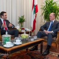 michel_moawad_visiting_minister_rifi_24_2_2014_photo_chady_souaid_7