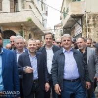 زيارة لوزير الخارجية والمغتربين جبران باسيل إلى زغرتا