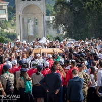 مراسم وداع غبطة البطريرك الكاردينال مار نصرالله بطرس صفير