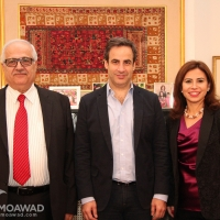 عشاء محامي حركة الإستقلال دعما لمرشحي انتخابات نقابة محامي طرابلس
