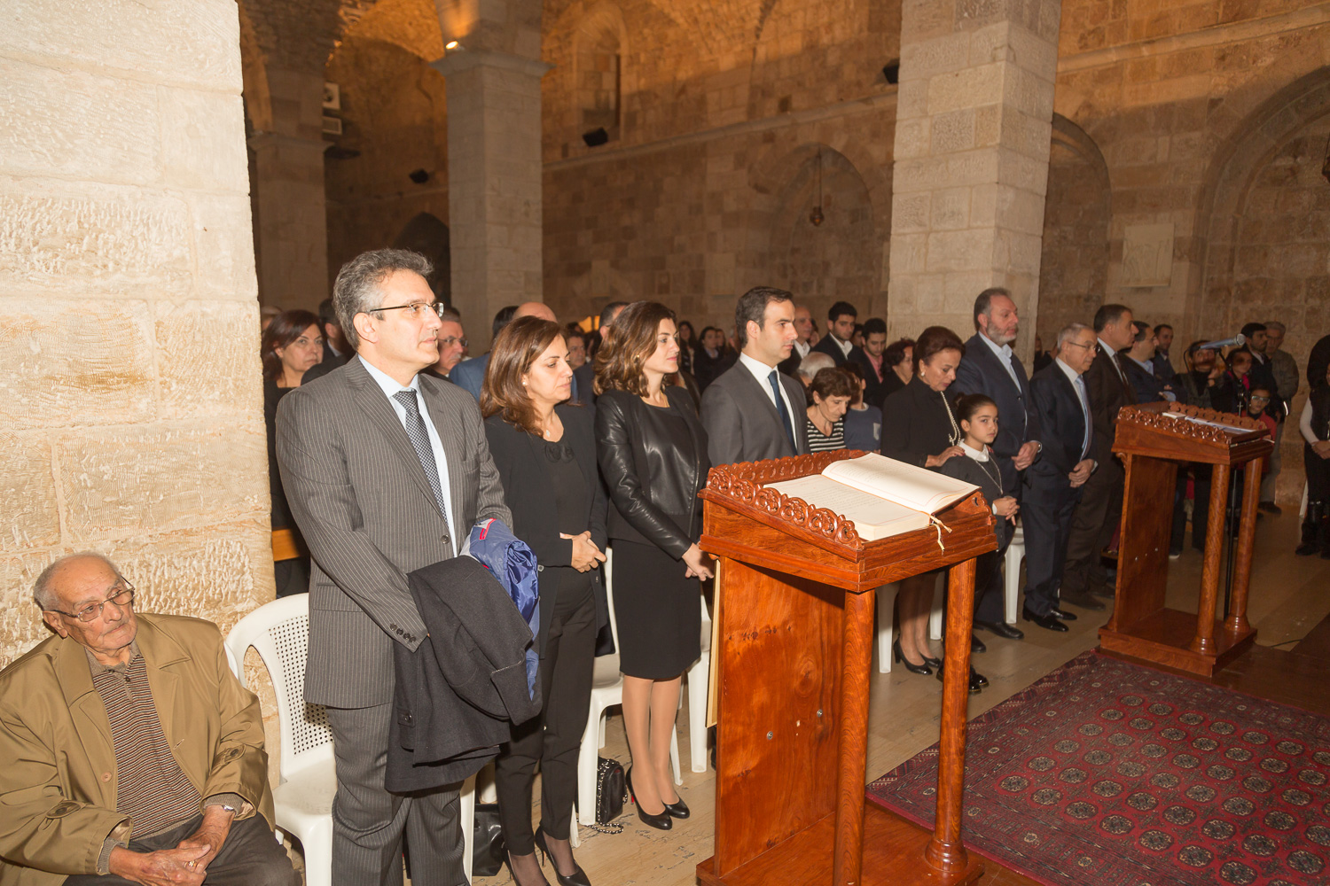 President_Moawad_25th_memorial_mass_Photo_chady_souaid-4